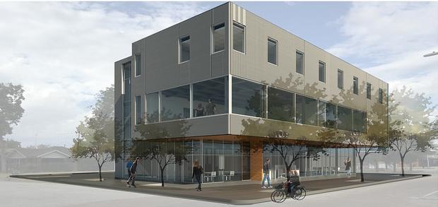 Proyecto de usuario de VisualARQ: Centro de Innovación en Houston