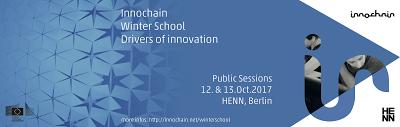 Innochain Winter School 2017 in Berlin