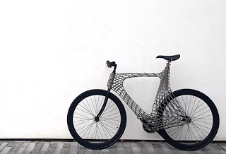 Rhino and a fixie: Arc Bicycle