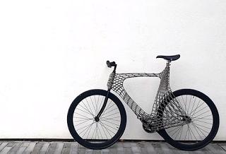 Bicicleta de piñón fijo con Rhino: Arc Bicycle
