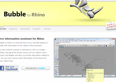 Bubble para Rhino