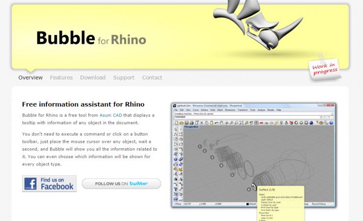 Bubble for Rhino