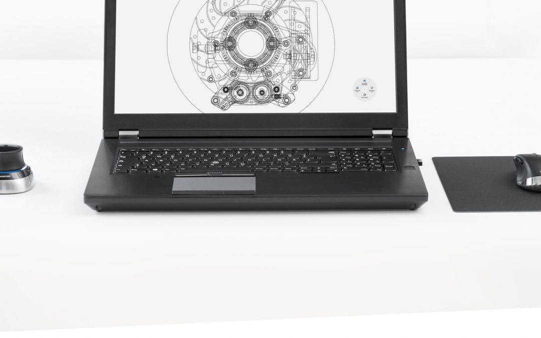 Novedad SpaceMouse Wireless Kit