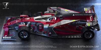 The BRABHAM EVO PROJECT by EPTA Design