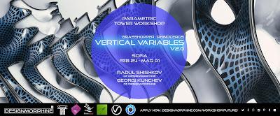 Vertical Variables V2.0 Workshop, Sofia – Bulgaria