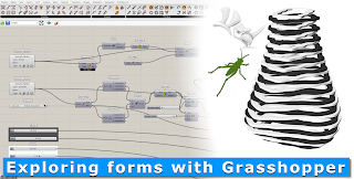Exploring Forms with Grasshopper, April 3-4, Seattle