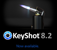 KeyShot 8.2 update now available
