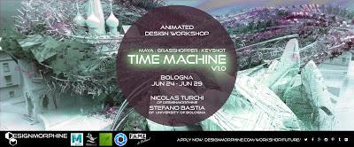 Time Machine V1.0 Workshop by DesignMorphine
