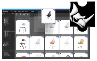 Open position: Rhino developer at DesignConnected.com