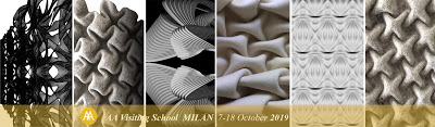 """Resilient Skin Code"" – AA Visiting School Milano – October 7-18, 2019"