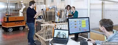 Construction & Robotics Master @ RWTH Aachen University