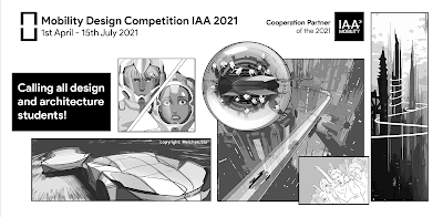 Mobility Design Competition IAA 2021