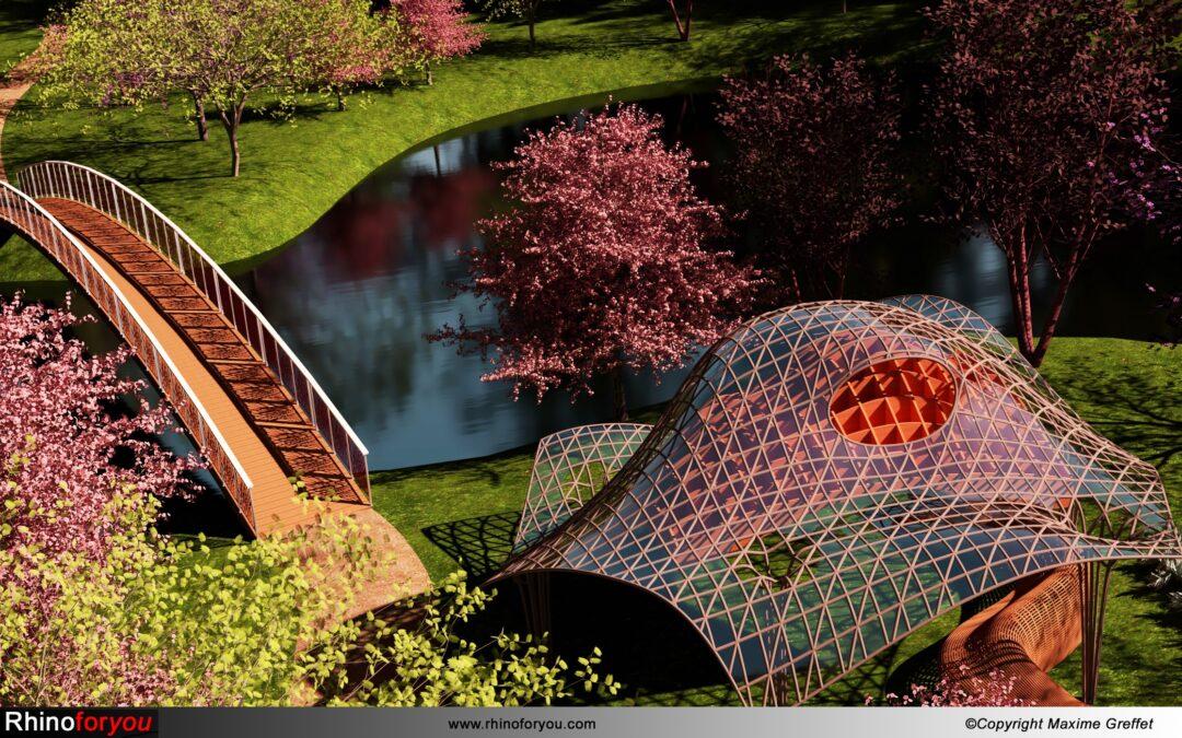 Parametric Design in Landscape Architecture