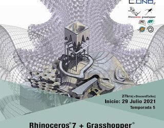 Rhino7 + Grasshopper Spanish Workshop