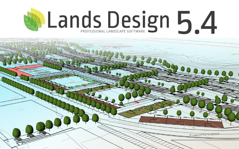 Lands Design 5.4 disponible