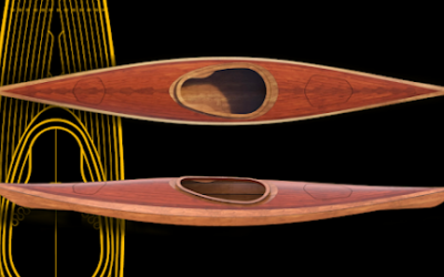 How to build a wood kayak using Rhino and Grasshopper
